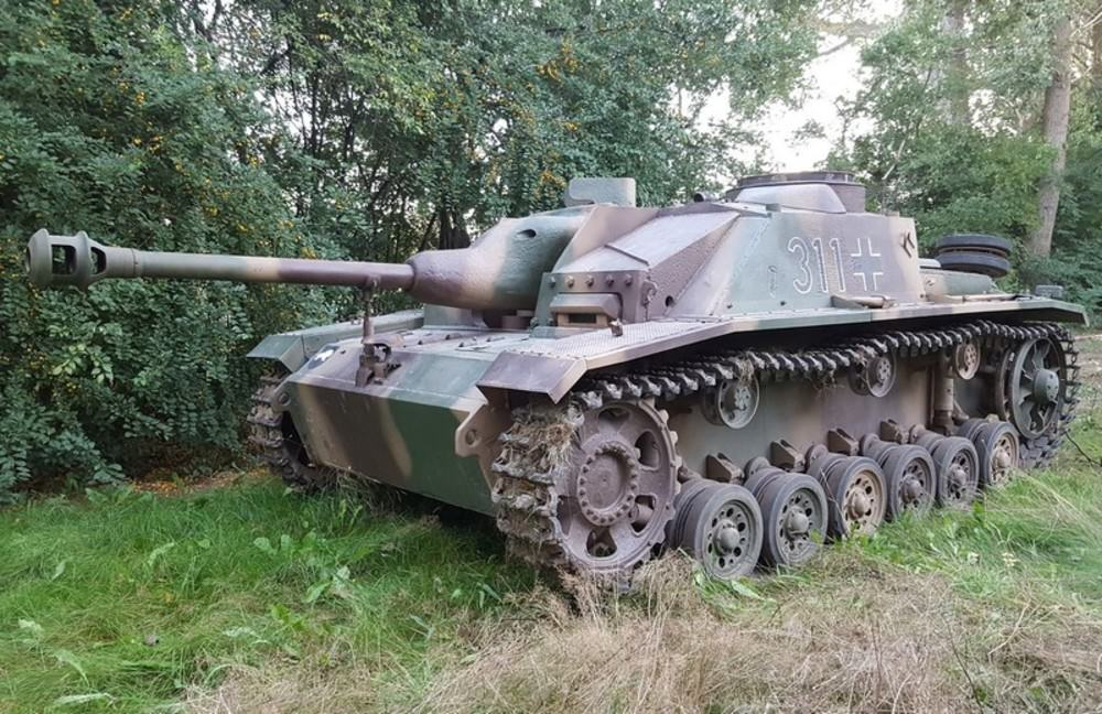 Sturmgesch U00fctz Iii Sd Kfz  142