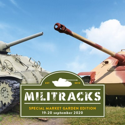 Militracks verschoben nach September