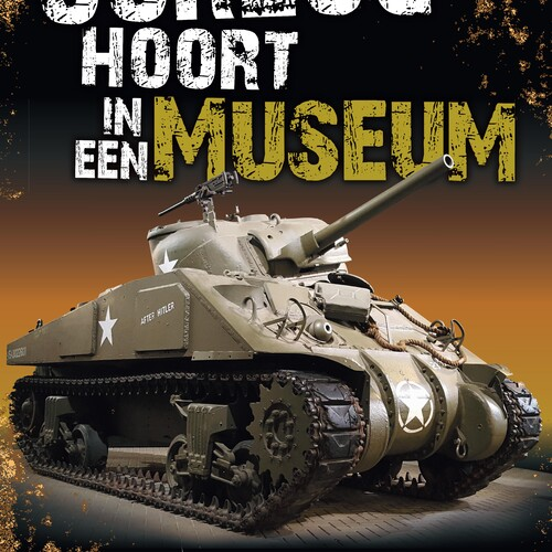 Poster Oorlogsmuseum A0